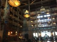 Lobby of Wilderness Lodge, Disney World Resort, Orlando, FL | Ross and Jamie Adventure