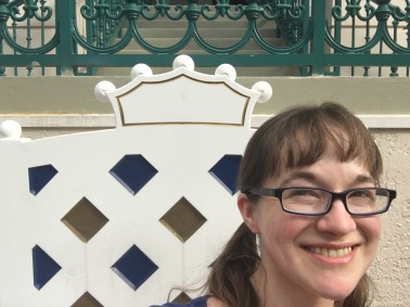 Royal chair at Port Orleans: RIverside