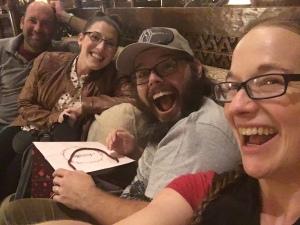 Ryan, Emily, Ross and Jamie at Animal Kingdom Lodge | Ross and Jamie Adventure