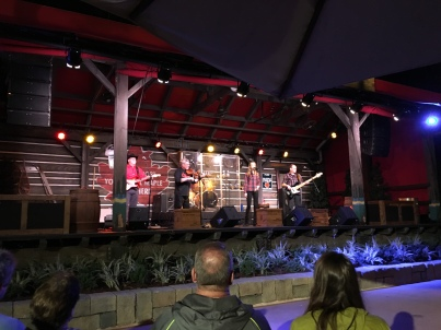 Alberta Bound performs in Canada at Epcot, Walt Disney World