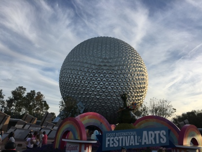 Epcot Festival of the Arts, Walt Disney World