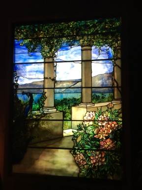 Tiffany Stained Glass at the Morse Museum | Ross and Jamie Adventure