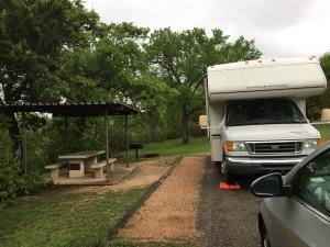 Campsite   Ross and Jamie Adventure