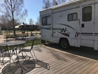 RV Site in Fort Collins, CO | Ross and Jamie Adventure