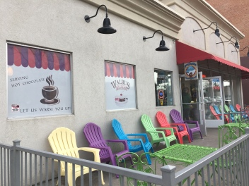 Walrus Ice Cream, Fort Collins, CO | Ross and Jamie Adventure