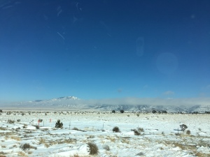 New Mexico snow | Ross and Jamie Adventure