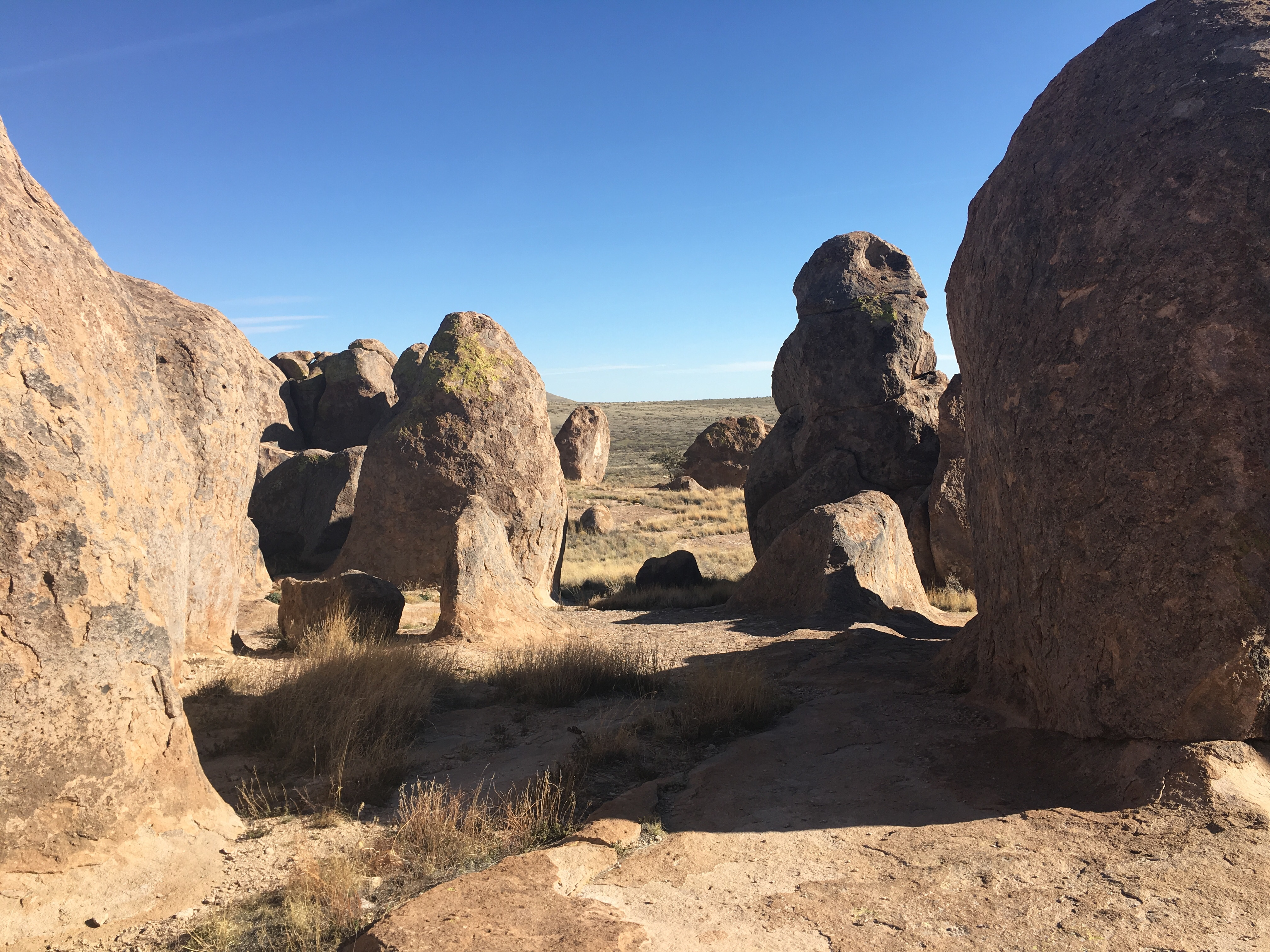 City of Rocks State Park, New Mexico | Ross and Jamie Adventure