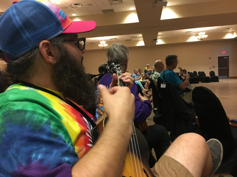 Las Cruces Uke Fest | Ross and Jamie Adventure