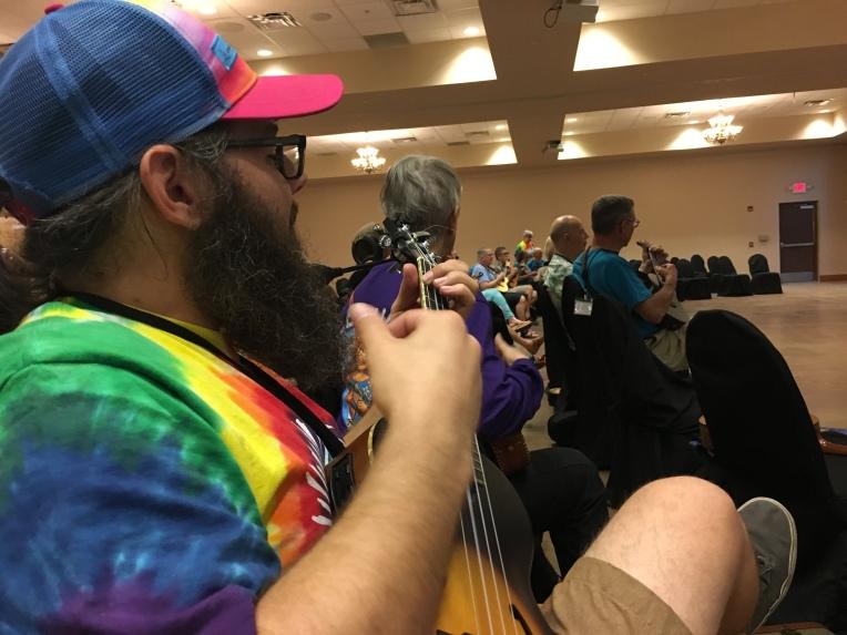 Las Cruces Uke Fest | Ross and Jamie Adventure