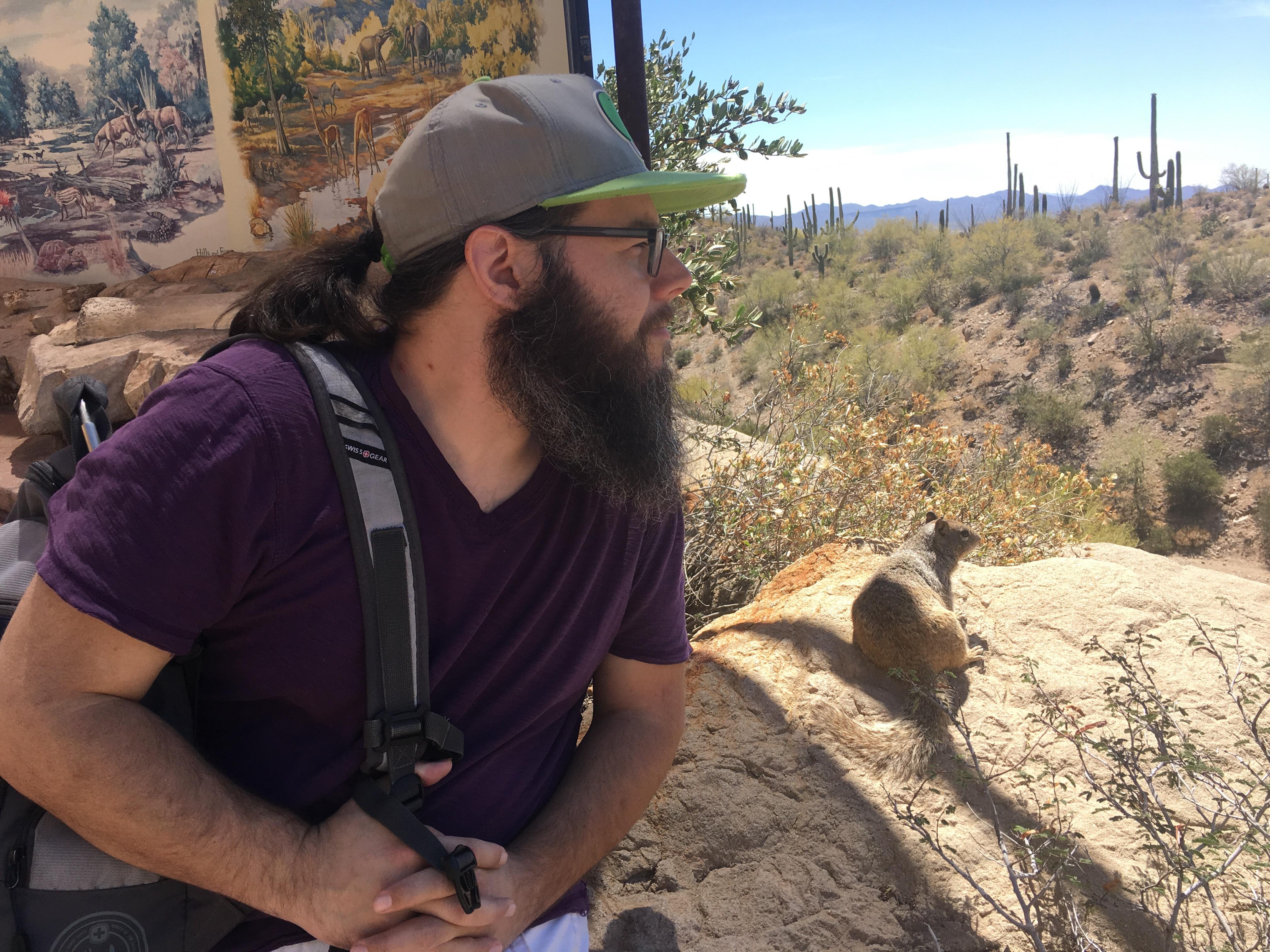 Arizona-Sonora Desert Museum, Tucson, AZ | Ross and Jamie Adventure