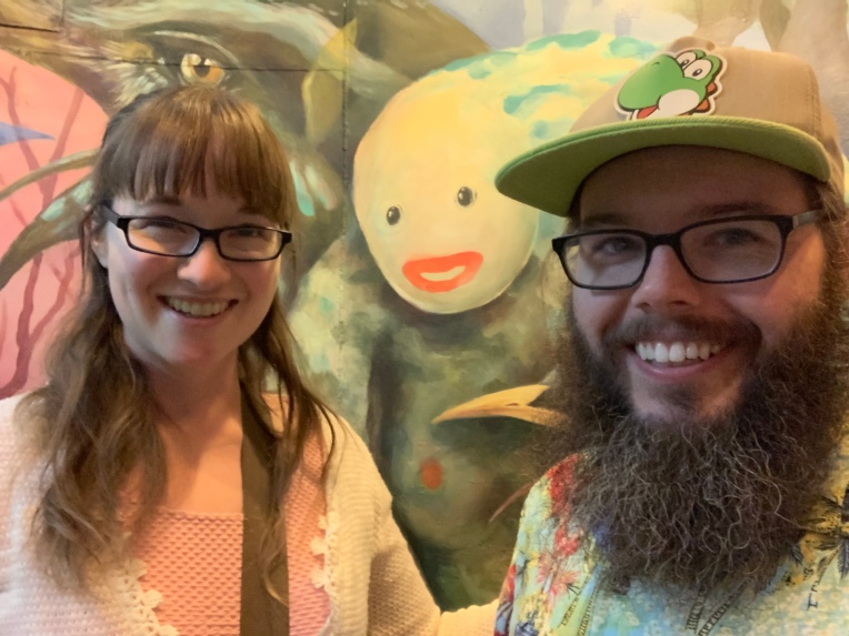 Meow Wolf, Santa Fe, NM | Ross and Jamie Adventure