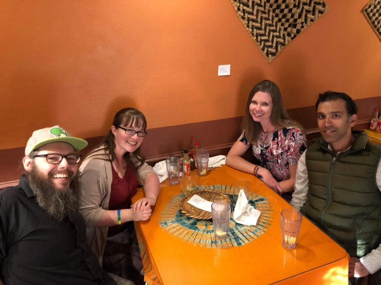 Jambo Cafe, Santa Fe, NM | Ross and Jamie Adventure