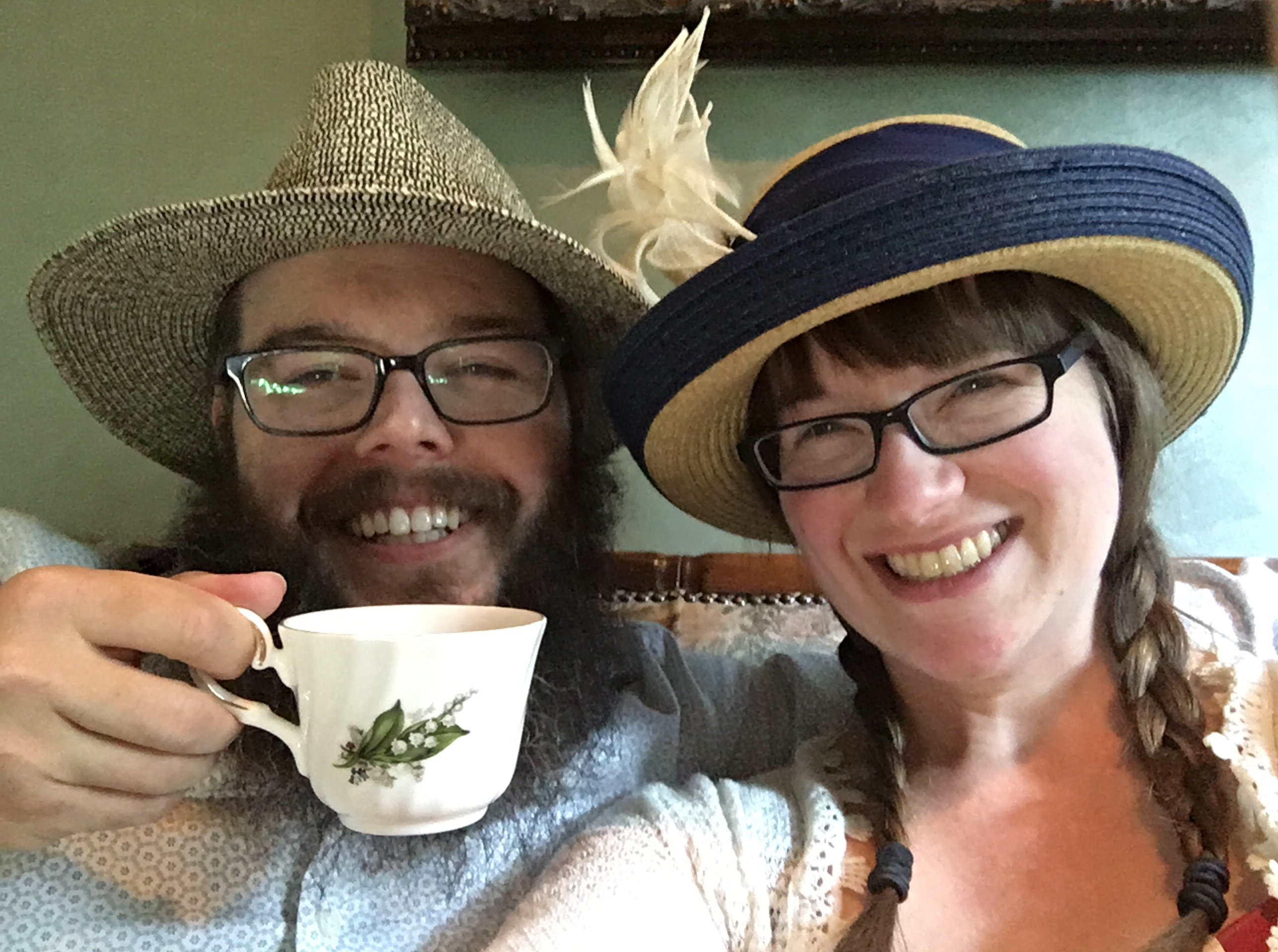 St. James Tea Room, Albuquerque, NM | Ross and Jamie Adventure