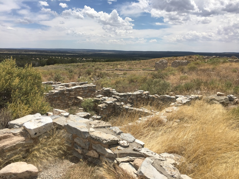 Salinas Pueblo National Monument, Mountainair, NM | Ross and Jamie Adventure