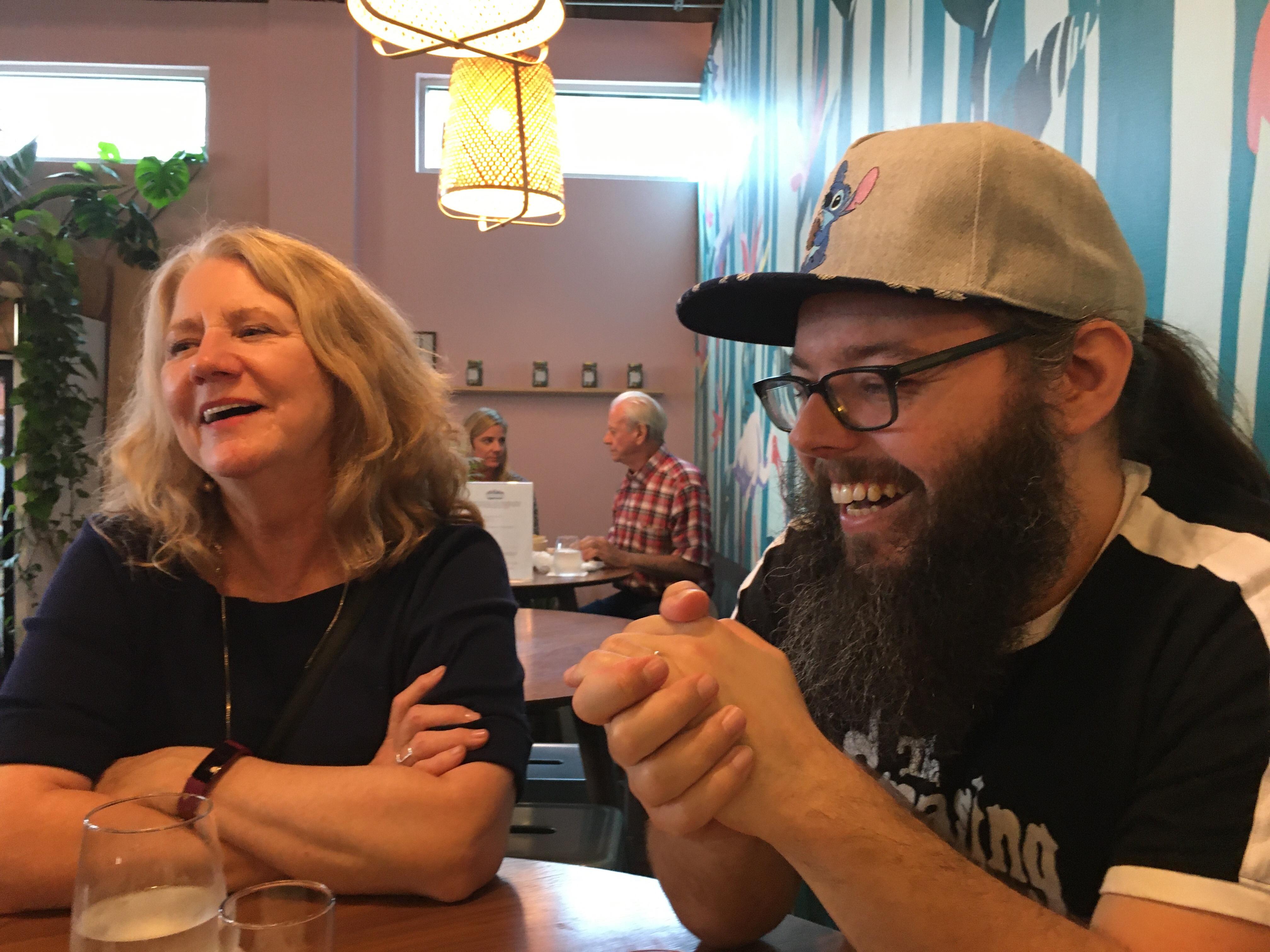 Bird of Paradise, Orlando, FL | Ross and Jamie Adventure