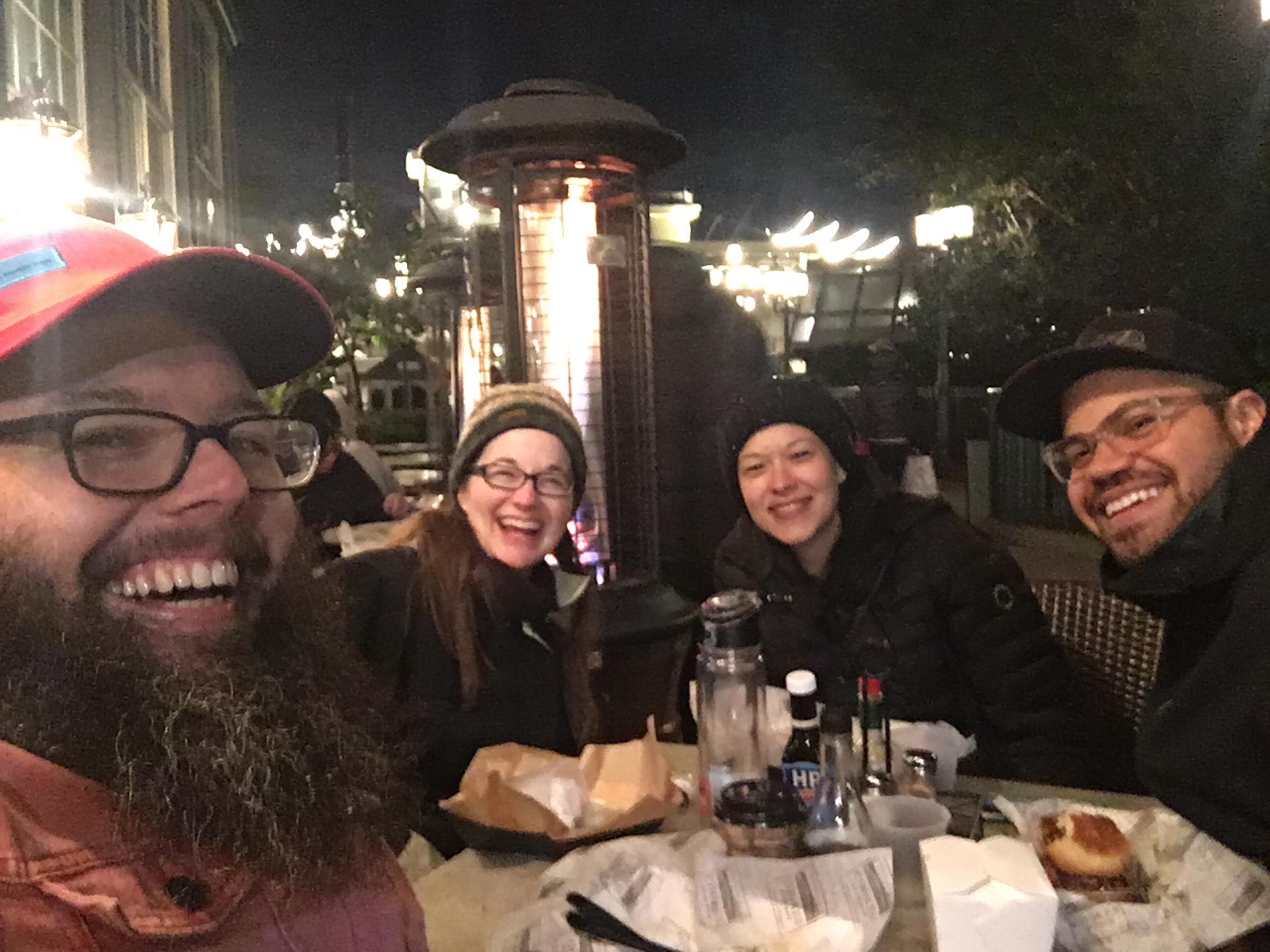 Cooke's of Dublin, Disney Springs, Florida | Ross and Jamie Adventure